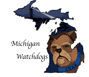 Michigan Watchdogs Logo