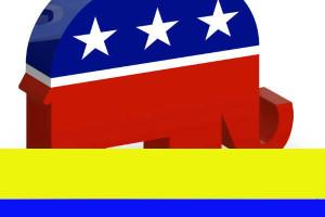 Republican Logo 600x400 BLue Yellow